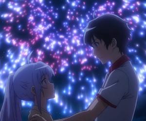 anime, love, and plastic memories image