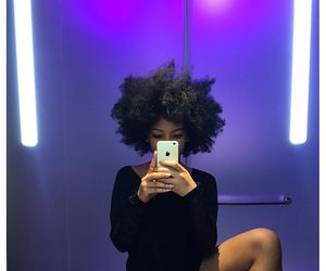 Afro image