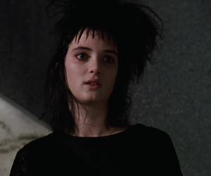 beetlejuice and winona ryder image