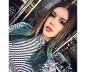 alternative, witch, and dyed hair image