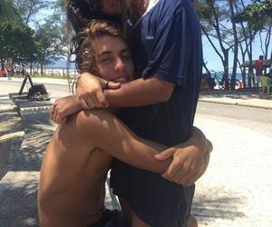 beach, cute, and boy image