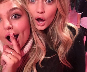 gigi hadid, rachel hilbert, and icon image