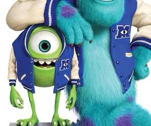 monster, monsters university, and mike image
