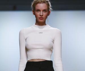 model fashion image