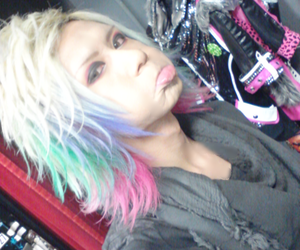 jrock, visual kei, and vk image