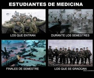 doctor, medicine, and risas image