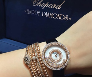 chopard, jewelry, and bracelets image