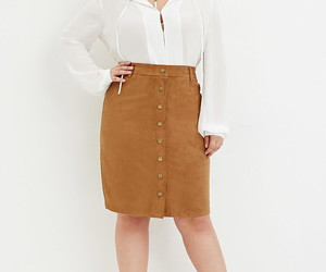 fashion, forever 21, and plus size image