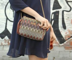 fashion, purse, and style image