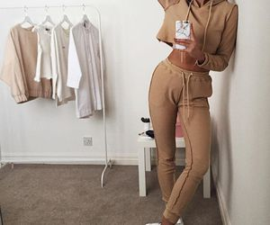 clothes, girl, and fashion image