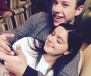 modern family, ariel winter, and nolan gould image