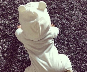 baby, bear, and costume image