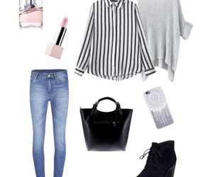 bag, black, and blouses image