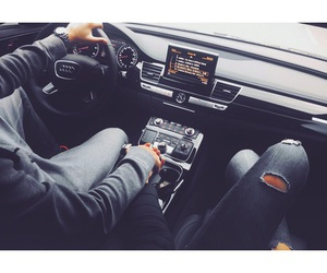 audi, couple, and goals image