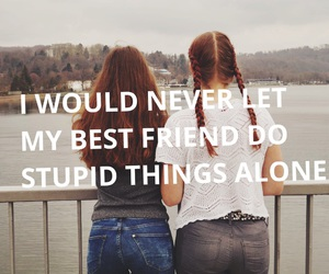best friend, inspiration, and quote image