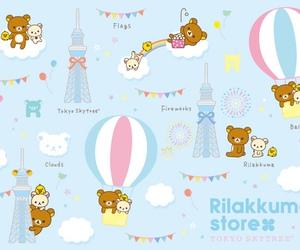 bear, kawaii, and cute image