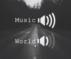 loud, music, and world image