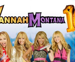 disney, hannah montana, and miley cyrus image
