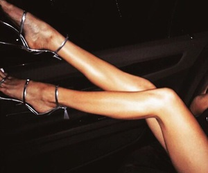 beauty, shoes, and love image