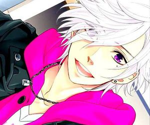 anime, anime boy, and brothers conflict image