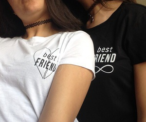 goals, best friends, and bff image