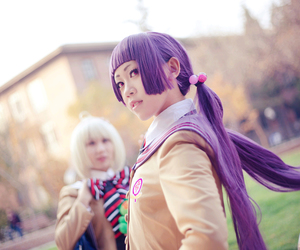 cosplay and ao no exorcist image