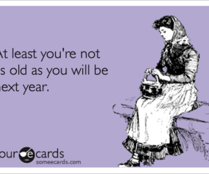 birthday, ecards, and old image