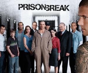 prison break, robert knepper, and wentworth miller image