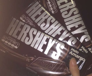 candy, tv, and hersheys image