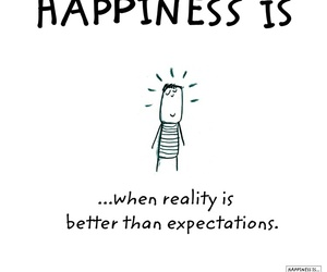 happiness and expectations image