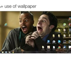 desktop, funny, and ie image