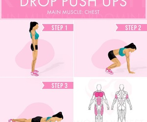 fitness, workout, and رياضة image