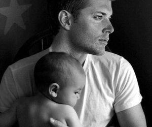 Jensen Ackles, supernatural, and cute image