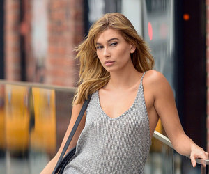 hailey baldwin, model, and outfit image