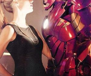 iron man, tony stark, and Marvel image
