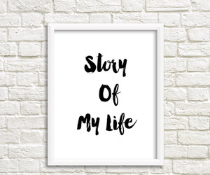 etsy, story of my life, and louis tomlinson image