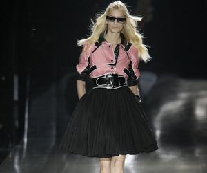 fashion, gucci, and Milana Keller image
