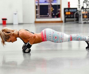 workout and gym image