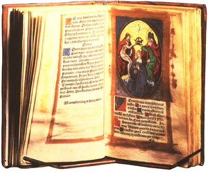 book, middle age, and old image