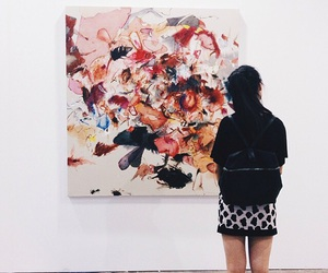 art, tumblr, and museum image