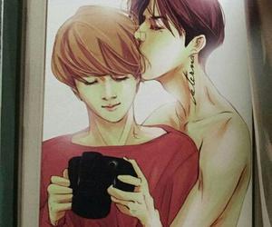 exo, fan art, and luhan image
