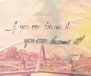 dreams, enjoy, and life image