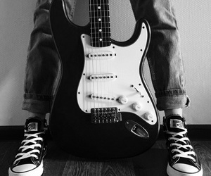 all stars, instruments, and rock image