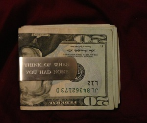 money, quotes, and dollar image