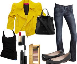 casual, Polyvore, and set image