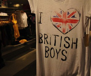 boy, british, and date image