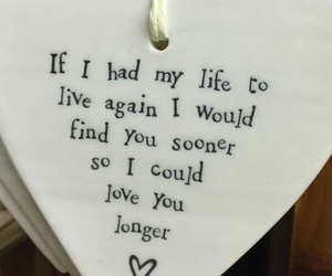 again, forever, and life image