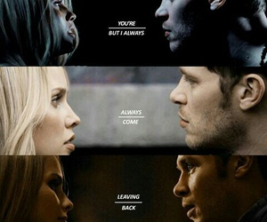 family, to, and rebekah mikaelson image