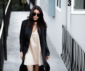 fashion blogger, ootd, and nude fashion image