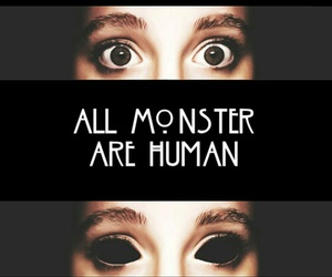 monster and american horror story image